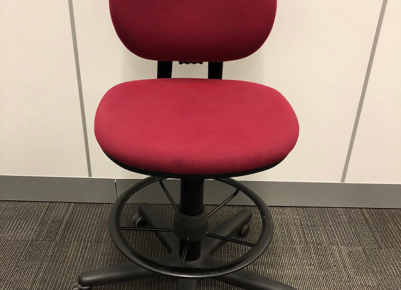 """Steelcase """"Criterion"""" Stool"""