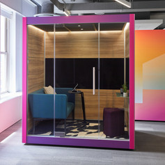 SnapCab Enclosed & Mobile Office Pods | Steelcase | USA