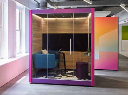 SnapCab Enclosed & Mobile Office Pods   Steelcase   USA