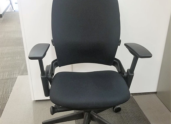 """Steelcase """"Leap"""" Task Chair with Headrest"""