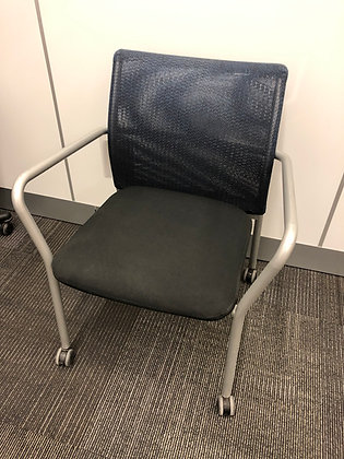 """Steelcase """"Jersey' Guest Chair"""