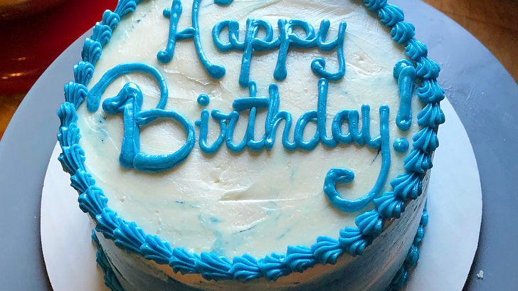 Small Occasion Cake
