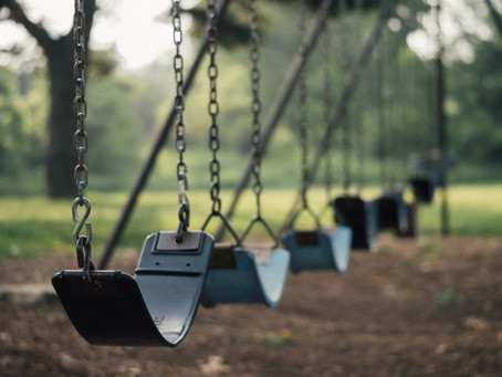 Life Lessons We Learned From The Playground