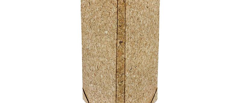 水松皮製三面餐牌座 Cork Style 3 Views Table Stand