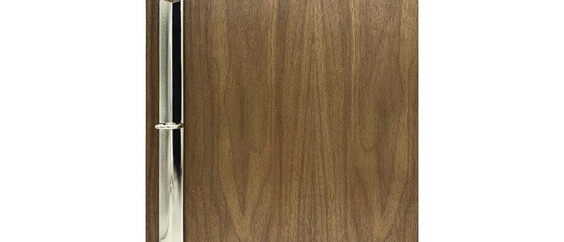 環扣木製餐牌 Ring Binder Wooden Board