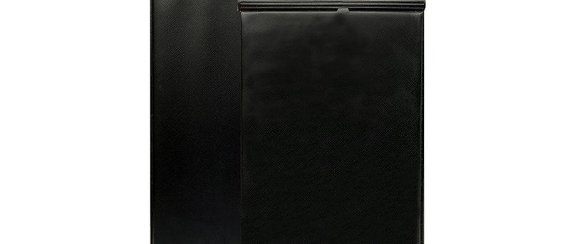 金屬夾收銀夾款式二(書本型) Mental Clip Bill Folder Type 2 (Booklet)