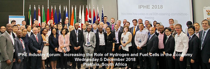 IPHE Industry Forum Pretoria 2018 Final