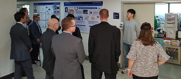 2019 IPHE Edu Event Yonsei Univ Lab Tour