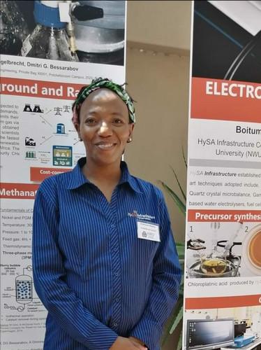 Boitumelo Mogwase