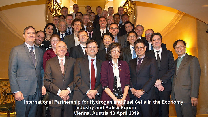 IPHE Industry and Policy Forum Vienna 10