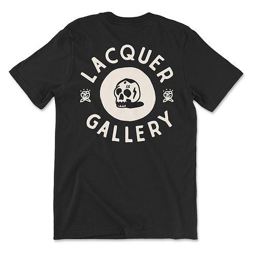 Lacquer Skull T-Shirt