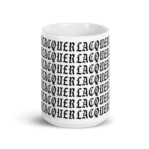 Lacquer Glossy Mug