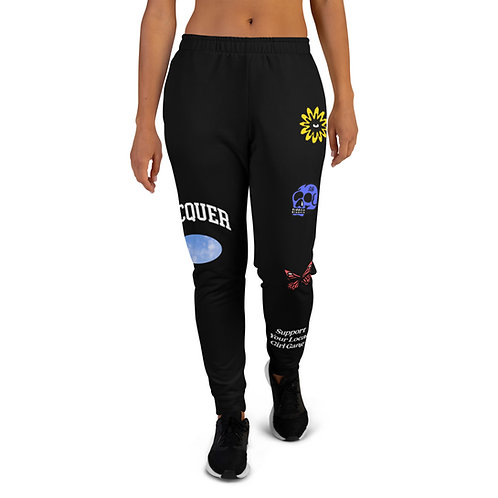 Women's Lacquer Jogger - Black