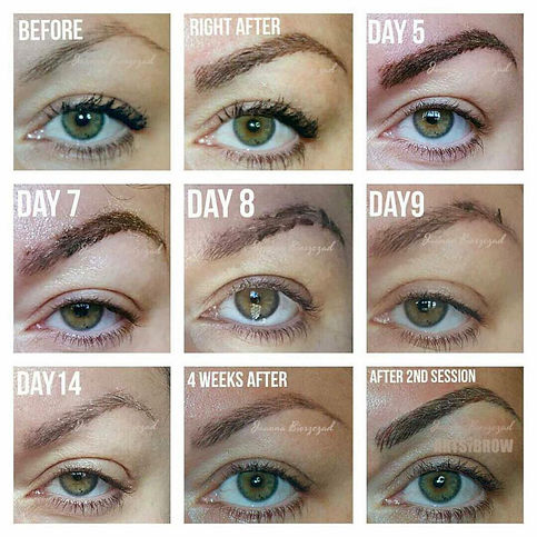 MICROBLADING | Lacquer Gallery