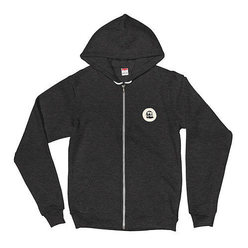 Lacquer Skull Zip Up