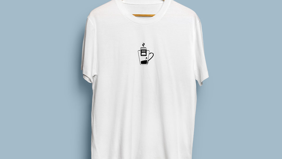 Coffee Drip Sachet Shirt