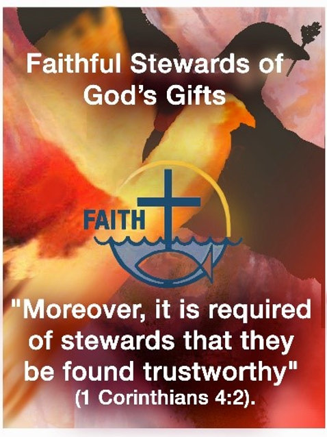 Faithful Stewards of God's Gifts
