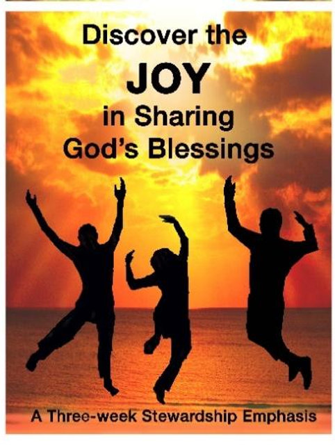 Discovering the Joy in Sharing God's Blessings