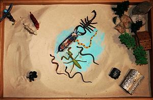 Raphael Lopez de Soto | Psychotherapist | Sandplay Therapy