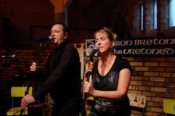Hervé Cudennec & Kristin David
