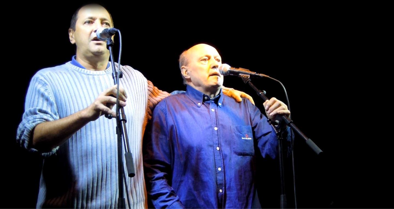 Maurice Poulmarc'h & Hervé Cudennec