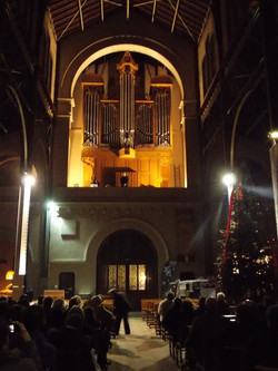 Concert ND Travail, Paris 14