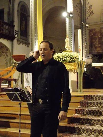Hervé Cudennec en concert