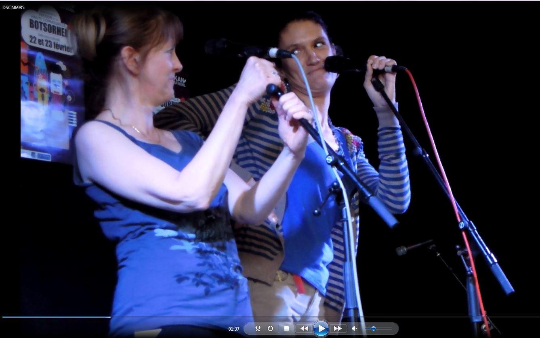 Oona Hengoat & Kristin David