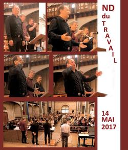 Concert Nd Travail 14 mai 2017