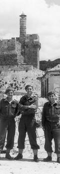 מפקד הקו בירושלים, 1950