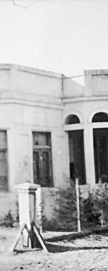 בית המשפחה ברח' הכרמל, בראשון לציון, 1930