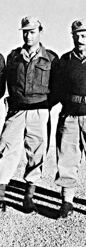 חבורת מפקדי הפלוגות של גדוד 55