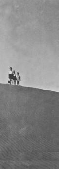 שלושת הבנים בחולות, 1934