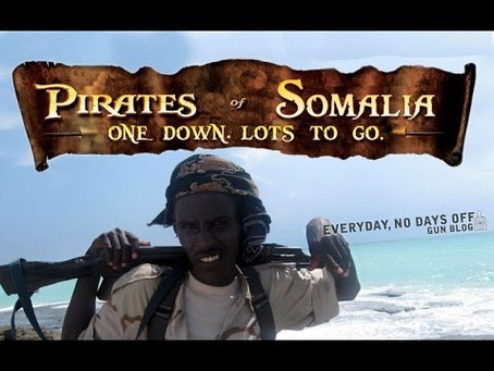 An Introduction Of the Modern Pirates  - (1) How Serious is the Piracy of Somalia ?