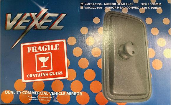 MIRROR HEAD CONVEX 320 * 190 MM