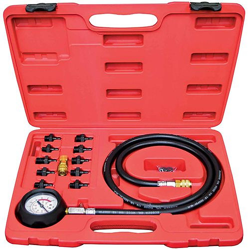 OIL PRESSURE TEST KIT - 14pc