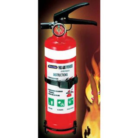FIRE EXTINGUISHER - 1KG ABE DRY POWER