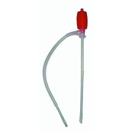 40cm SOLID PIPE PLASTIC BULB SYPHON PUMP