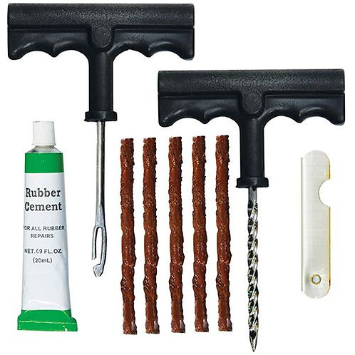 TYRE REPAIR KIT - 9pc