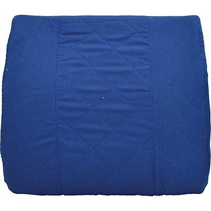BACK SUPPORT CUSHION - BLUE