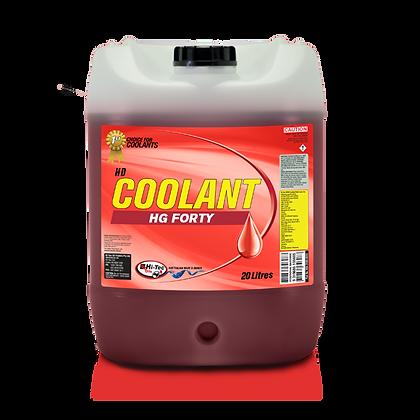 HD COOLANT HG 40