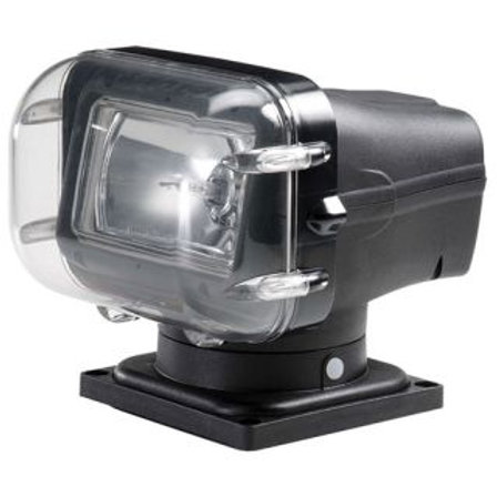 ROTATING SPOT LIGHT - WITH REMOTE AND DASH CONTROL HID 12V