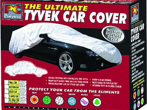CAR COVER - LARGE TYVEK 190''X70'' X 47''