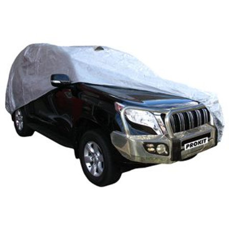 "Share 4WD SUV & VAN COVER - LARGE 100% WATERPROOF 183"" x 73"" x 57"" (465 x 185"