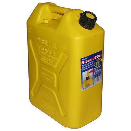 Diesel Jerry Can Upright 20L - SCEPTER