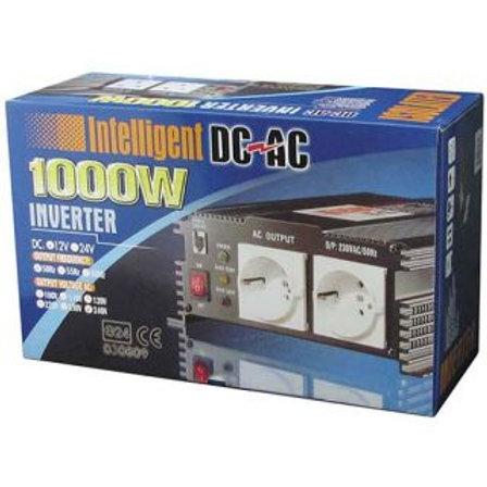 INVERTER - 1000W 12V DC TO 240V AC
