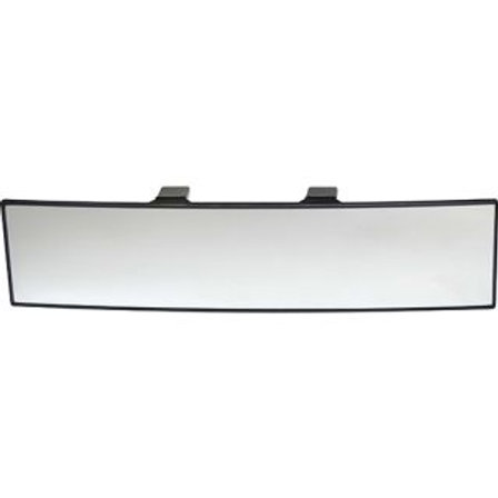 MIRROR - 1pc 280MM (11'') REAR VIEW WIDE ANGLE