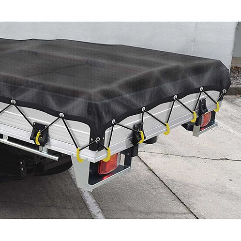 TRAILER NET - HEAVY DUTY FINE MESH 180 X 200cm (6' X 6-1/2')