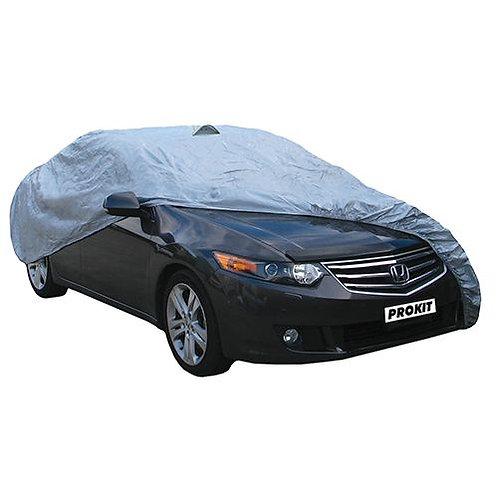 "CAR COVER - LARGE 100% WATERPROOF 190"" x 70"" x 47"" (482 x 178 x 119MM)"
