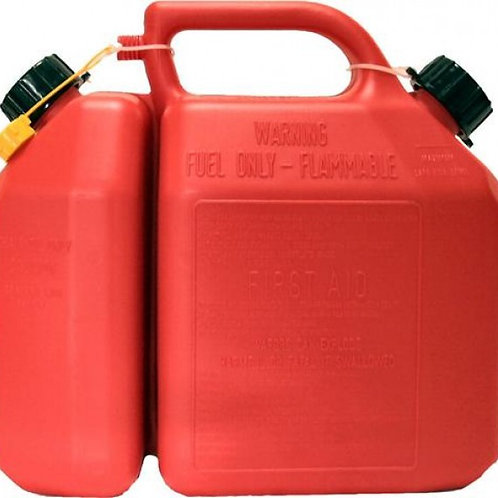 Jerry Can Combo 6L + 2.5L - SCEPTER